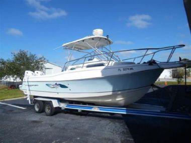 Купить яхту 25 2003 Aquasport 250 Explorer в Atlantic Yacht and Ship