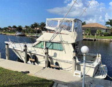"""Doin Nothin - HATTERAS 36' 0"""" yacht sale"""