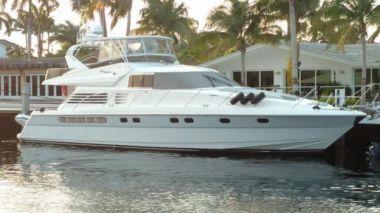 SEA HAWK III - FAIRLINE 1997