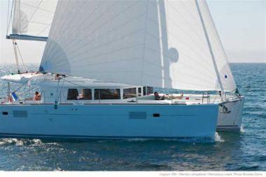 Lagoon 450 Stock Boat - LAGOON