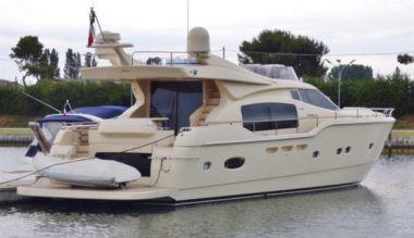 Купить яхту 0name - FERRETTI YACHTS ALTURA 690 в Shestakov Yacht Sales