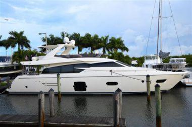 """Andiamo - FERRETTI 72' 0"""" yacht sale"""