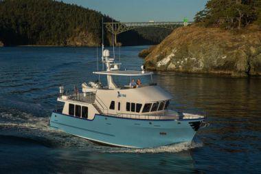 Продажа яхты AGAVE - NORTHERN MARINE 57 Expedition