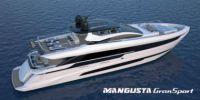 Mangusta GranSport 33 #2 - OVERMARINE - MANGUSTA