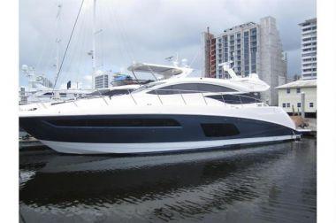 """2016 SEA RAY L590 - SEA RAY 59' 0"""""""