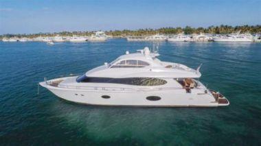 Купить яхту CHIP - LAZZARA Open Bridge Hard Top в Atlantic Yacht and Ship