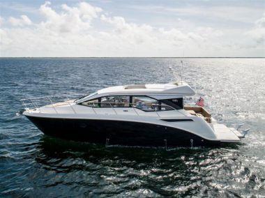 Продажа яхты 2017 Sea Ray 460 Sundancer Wake Up