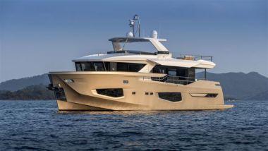 """Numarine 26XP Hull #17 - NUMARINE 85' 4"""""""