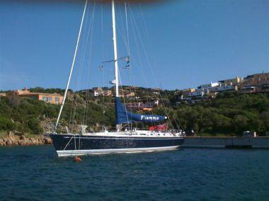 Продажа яхты FIAMMA - NAUTOR'S SWAN