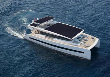 Buy a yacht SILENT 80 - SILENT YACHTS