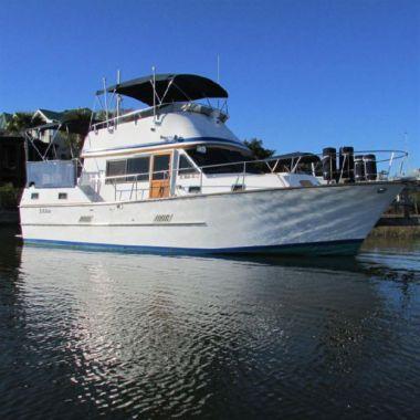 Купить яхту Theamata - ALBIN в Atlantic Yacht and Ship