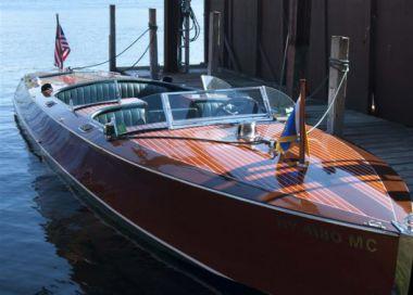 Лучшие предложения покупки яхты Hacker Triple Cockpit - Will O' The Wisp - HACKER CRAFT CO