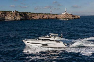 Ferretti 650 yacht sale