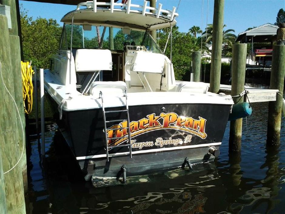 Black Pearl - CHRIS CRAFT - Buy and sell boats - Atlantic