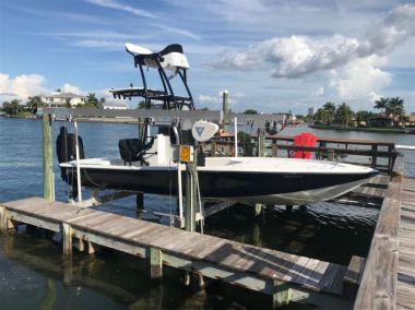 Стоимость яхты Yellowfin 24 Bay - YELLOWFIN