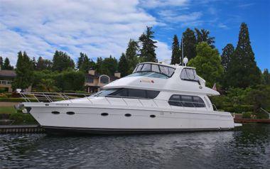 Купить яхту Ohana - CARVER в Atlantic Yacht and Ship