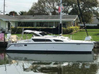 Redemption yacht sale