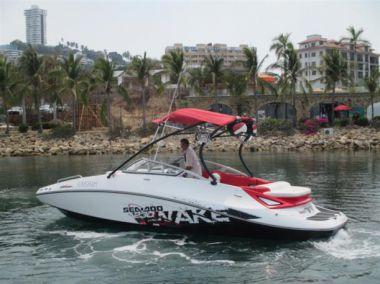 """(casa) 2010 SEA DOO WAKE 230 - Sea Doo 23' 0"""""""