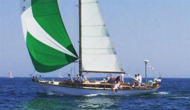 Купить яхту Odyssey - PAUL LUKE Sparkman & Stephens в Atlantic Yacht and Ship