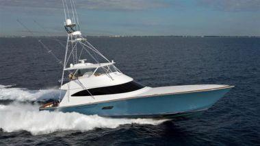 Купить яхту Galati Yacht Sales Trade - VIKING 80 Convertible в Atlantic Yacht and Ship