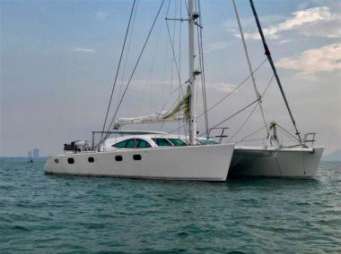 Купить яхту LAYSAN - #1 HULL в Atlantic Yacht and Ship