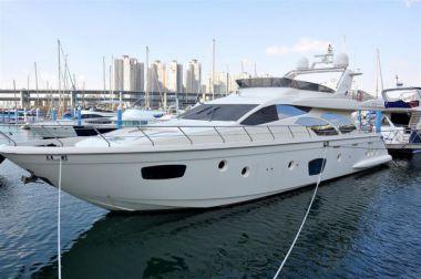 Продажа яхты JONS - AZIMUT 75