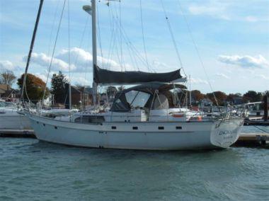 Продажа яхты Enchante' - IRWIN YACHTS Irwin 52