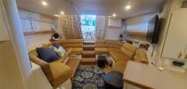 Купить яхту The Hide Out - CARVER 380 Santego SE в Atlantic Yacht and Ship