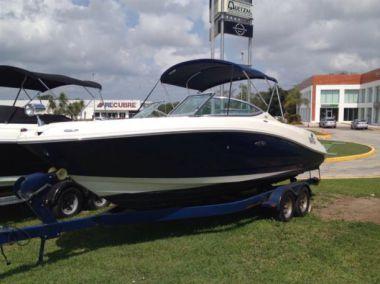 Стоимость яхты 2009 Sea Ray 23 Select @ Cacun -  BARINKA - SEA RAY