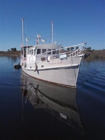 Northern Lights - Diesel Duck Enhanced 50 yacht sale
