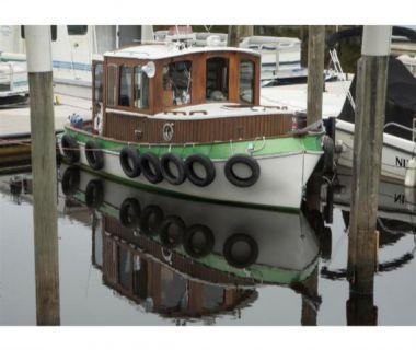 Купить яхту Li'l McTug - CUSTOM Tug в Atlantic Yacht and Ship