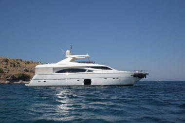 Стоимость яхты CHUPRIANA - FERRETTI YACHTS