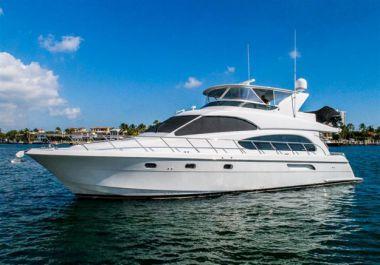 Продажа яхты 2002 Hatteras 63 MY - HATTERAS 6300 Raised Pilothouse