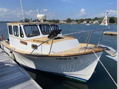 """Buy a yacht Emma B - GENERAL MARINE 25' 0"""""""
