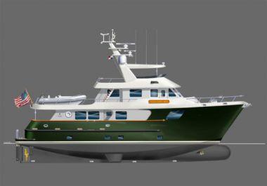 Продажа яхты Citadel 82