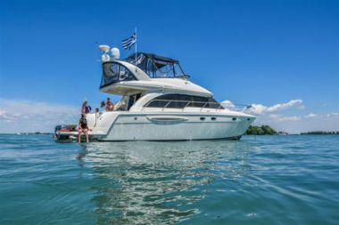 Продажа яхты KALIPAREA - MERIDIAN 411 Sedan