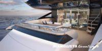 Купить Mangusta GranSport 33 #2 - OVERMARINE - MANGUSTA 2020