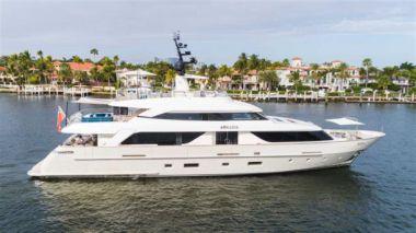 ARKADIA yacht sale