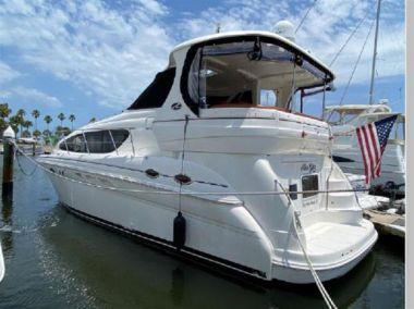 Продажа яхты Alles Gute - SEA RAY 390 Motor Yacht