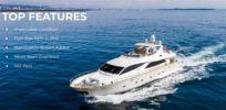Стоимость яхты Cantieri Navali Falcon Srl 90 - CANTIERE NAVALI 2006