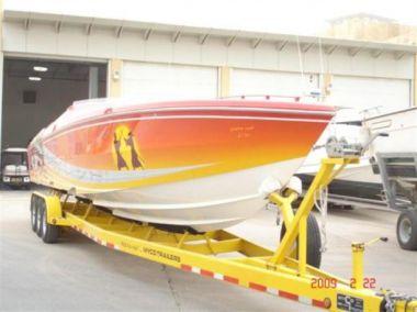 Стоимость яхты Last Samurai - CIGARETTE 2005