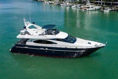 Купить яхту La Paloma - AZIMUT 70 Sea-Jet в Atlantic Yacht and Ship