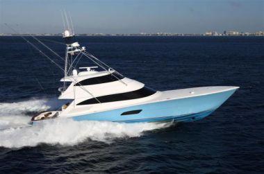 "Galati Yacht Sales Trade - VIKING 92' 0"""
