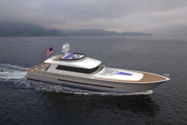 Купить яхту 94' PARAGON OYSTER BAY EXPRESS в Atlantic Yacht and Ship