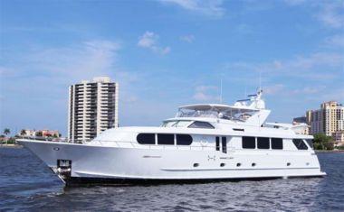 My Lady - BROWARD Flybridge Motor Yacht