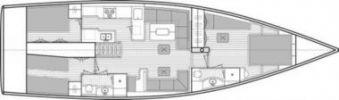 Продажа яхты 2020 Catalina 545