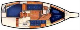 Лучшая цена на Magnolia - ISLAND PACKET YACHTS 1992