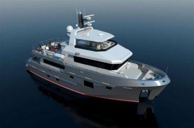 Стоимость яхты Bering 77 - BERING YACHTS 2018