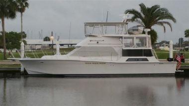 Продажа яхты Cajun Girl