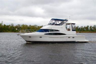 Стоимость яхты SERENITY II - CARVER